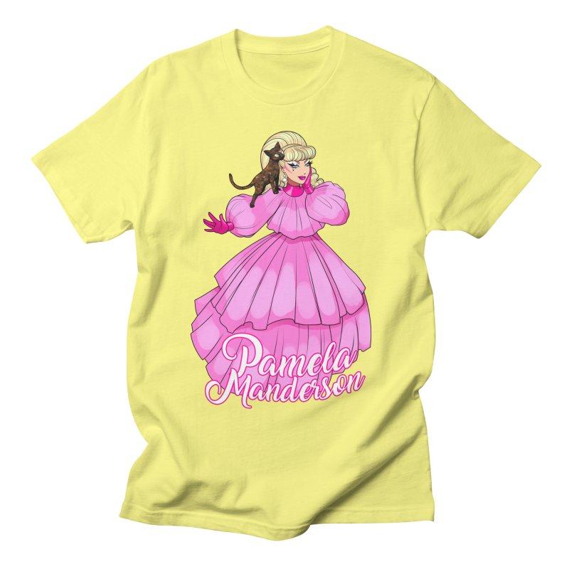 princess p-amela Men's T-Shirt by Pamela Manderson's Artist Shop