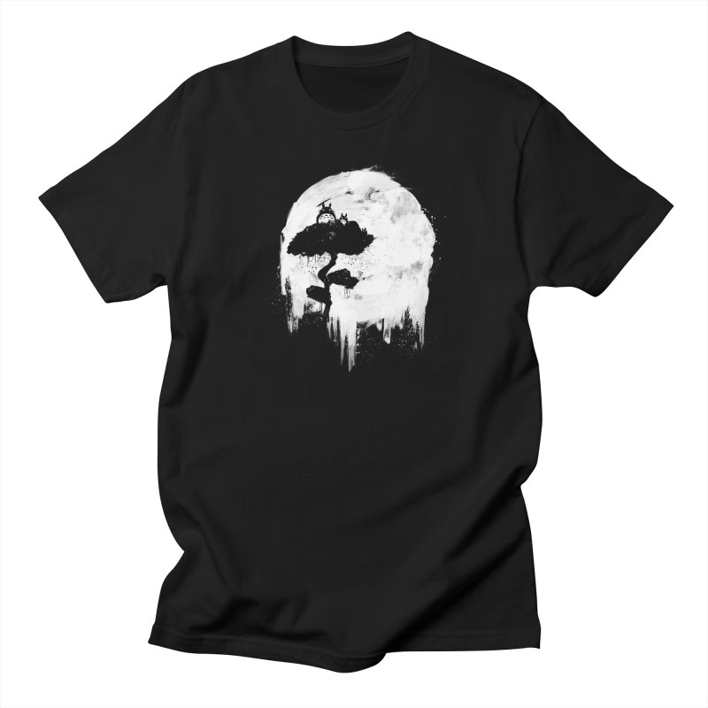 Midnight Spirits Men's Regular T-Shirt by PandaBacon's Artist Shop
