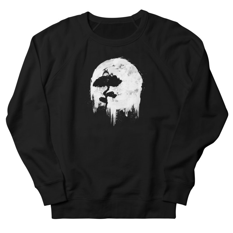 Midnight Spirits Men's Sweatshirt by PandaBacon's Artist Shop