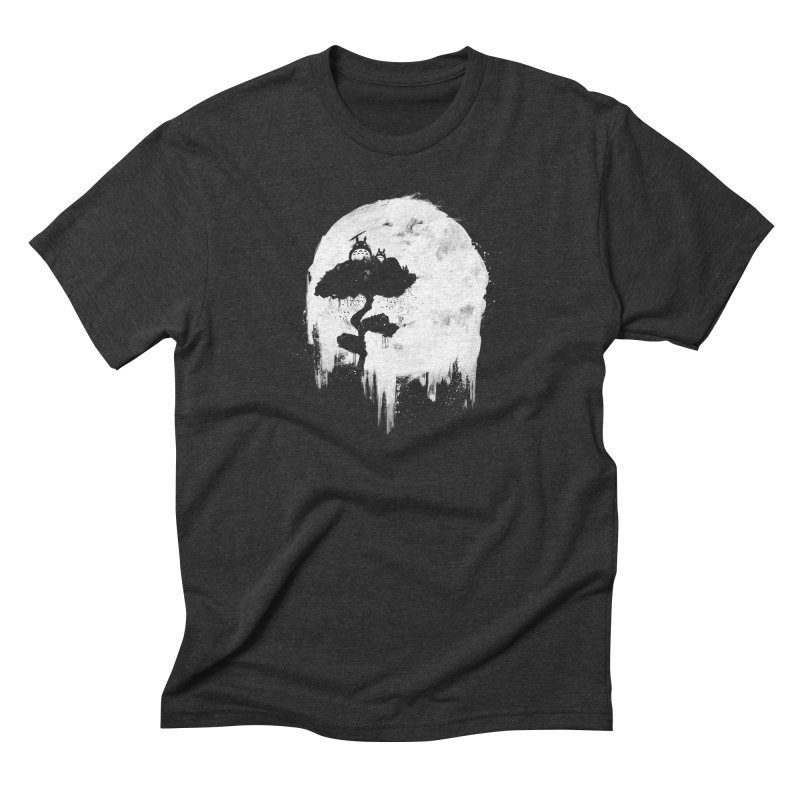 Midnight Spirits Men's Triblend T-Shirt by PandaBacon's Artist Shop