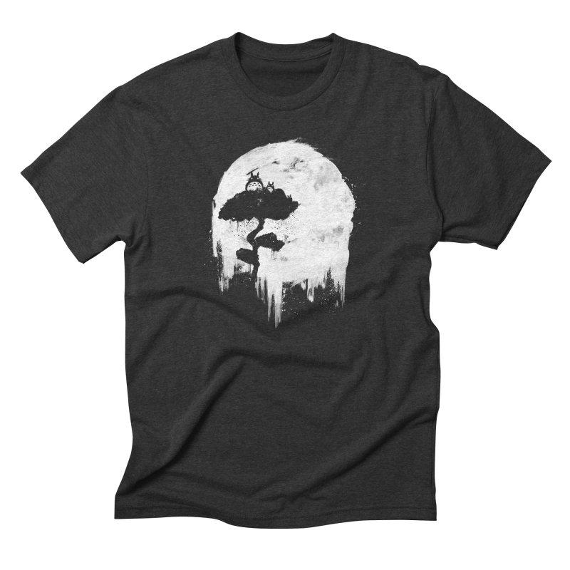 Midnight Spirits Men's Triblend T-shirt by PandaBacon's Artist Shop