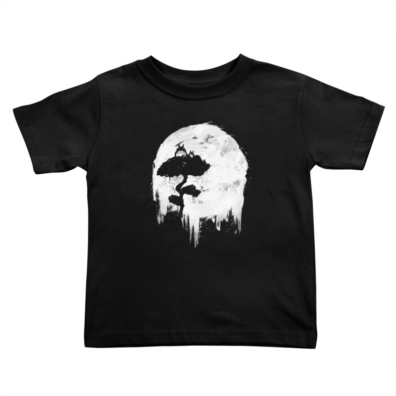 Midnight Spirits Kids Toddler T-Shirt by PandaBacon's Artist Shop