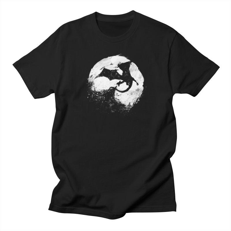 Midnight Desolation Men's T-Shirt by PandaBacon's Artist Shop