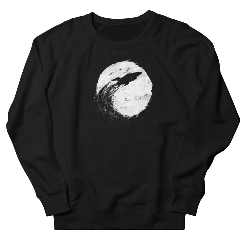 Midnight Delivery Women's Sweatshirt by PandaBacon's Artist Shop