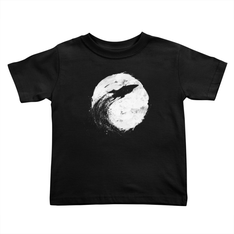 Midnight Delivery Kids Toddler T-Shirt by PandaBacon's Artist Shop