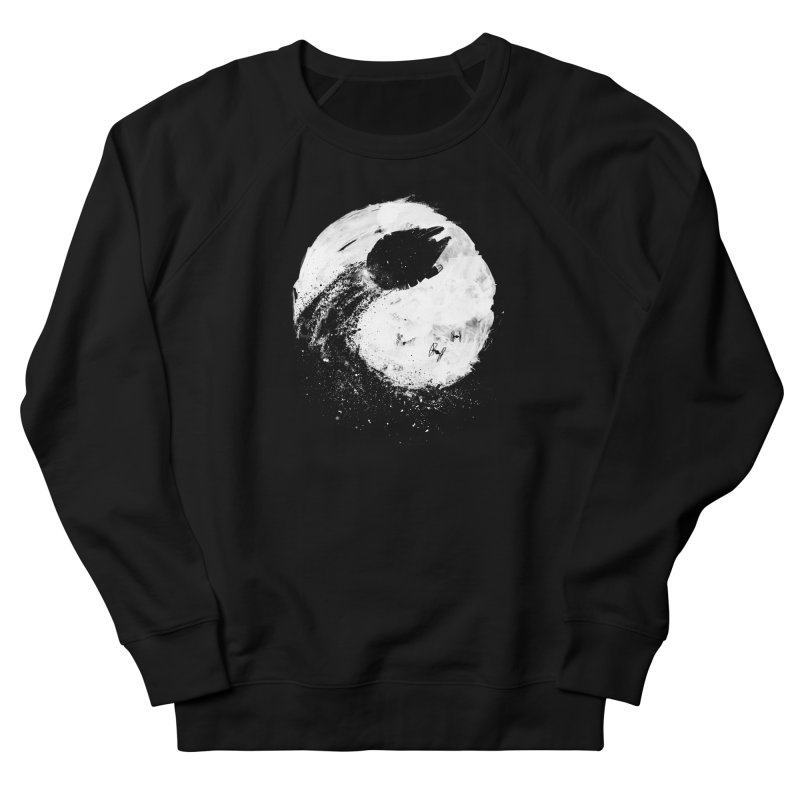 Midnight Awakening Men's Sweatshirt by PandaBacon's Artist Shop
