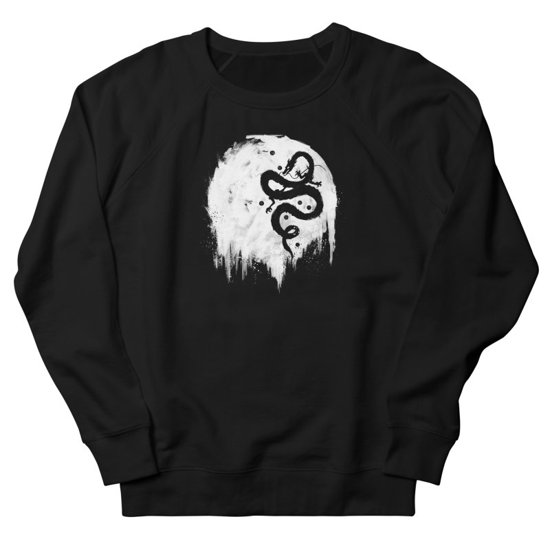 Midnight Wish Men's Sweatshirt by PandaBacon's Artist Shop
