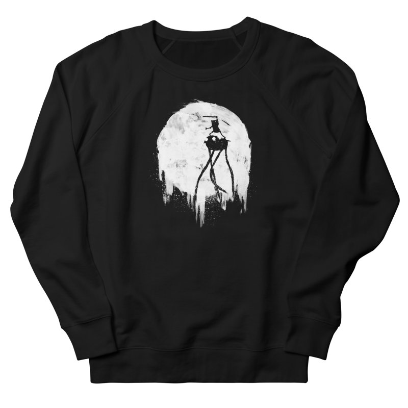 Midnight Adventure Women's Sweatshirt by PandaBacon's Artist Shop