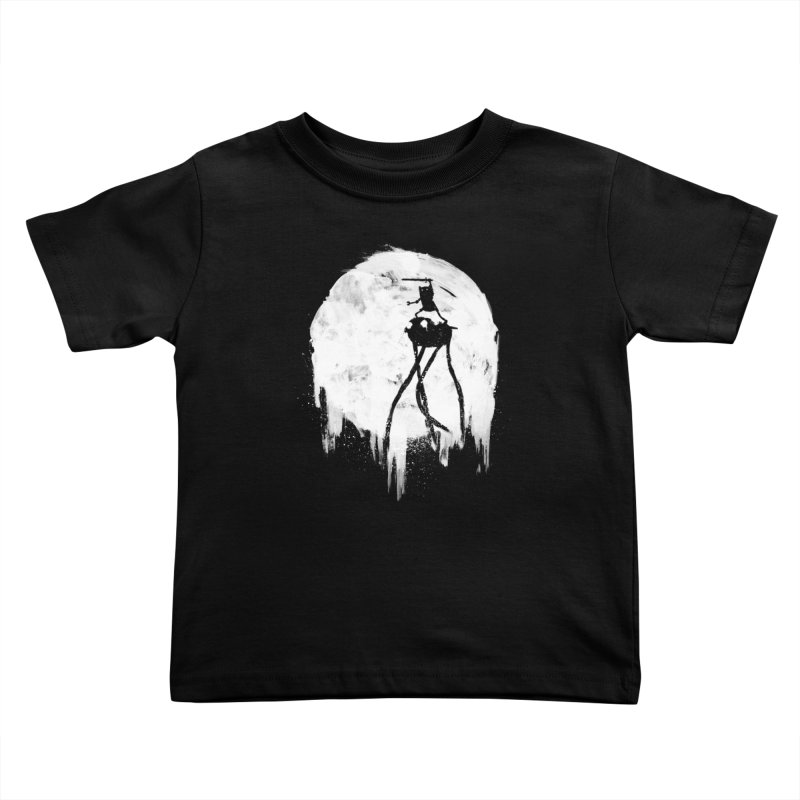 Midnight Adventure Kids Toddler T-Shirt by PandaBacon's Artist Shop