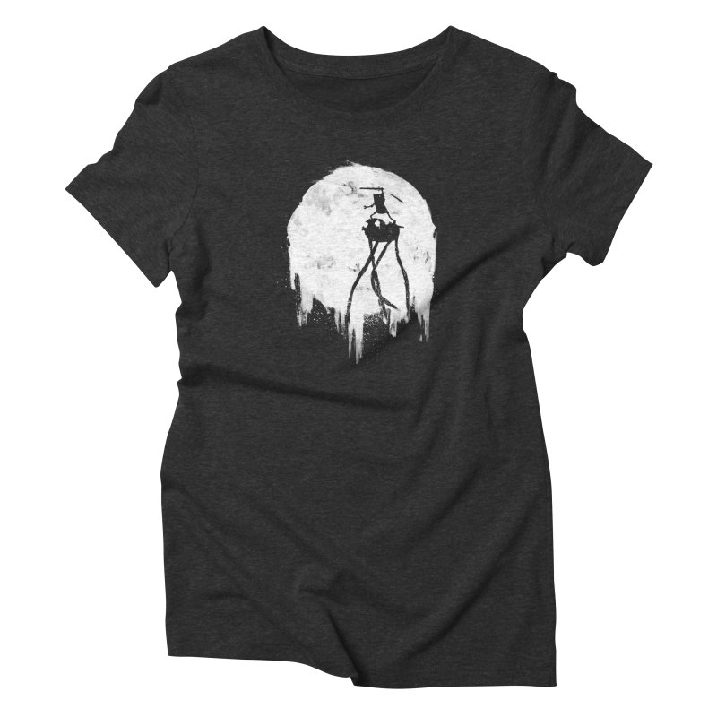 Midnight Adventure Women's T-Shirt by PandaBacon's Artist Shop