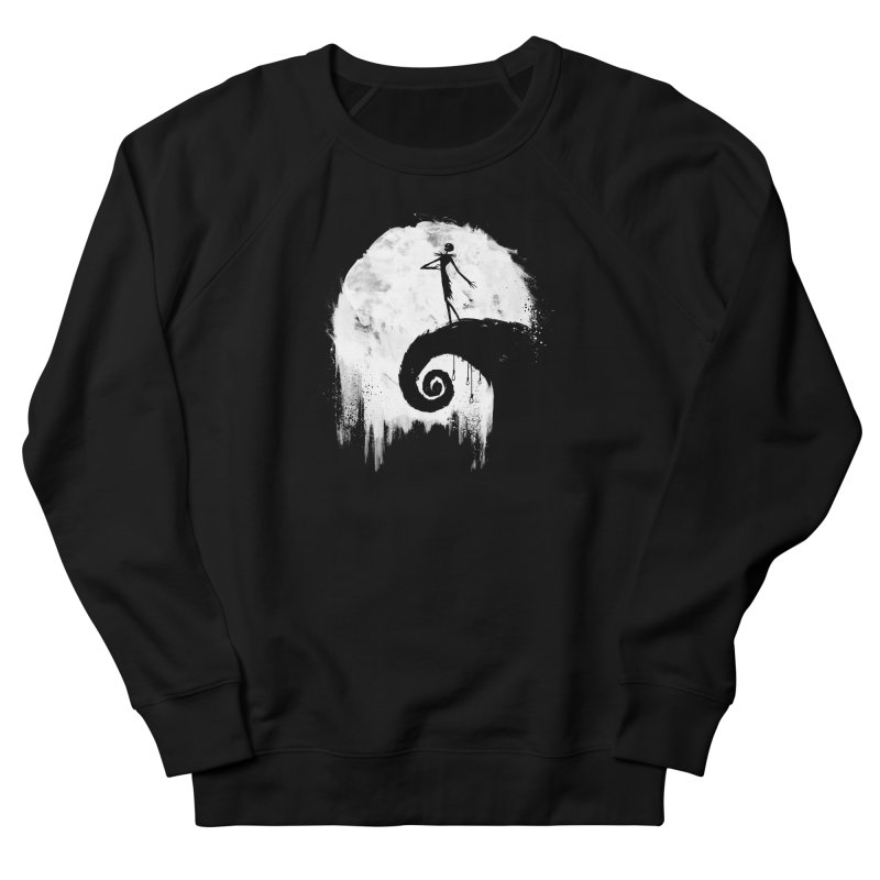 All Hallow's Eve Men's Sweatshirt by PandaBacon's Artist Shop