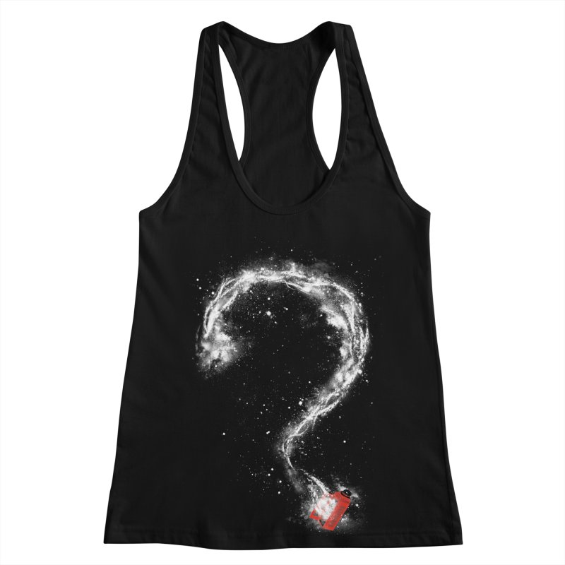Inspector Spacetime Women's Racerback Tank by PandaBacon's Artist Shop