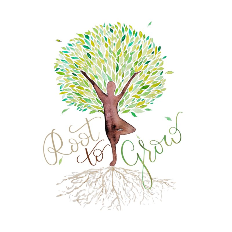 Root to Grow by Panda Grove Studio's Artist Shop