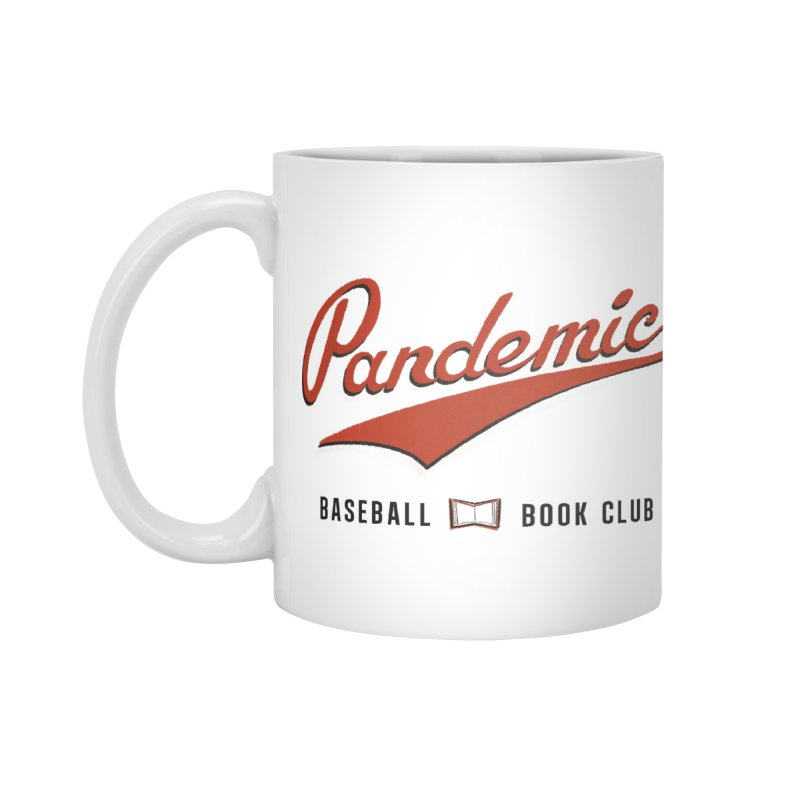 PBBC Coffee Mug Accessories Mug by The Pandemic Baseball Book Club
