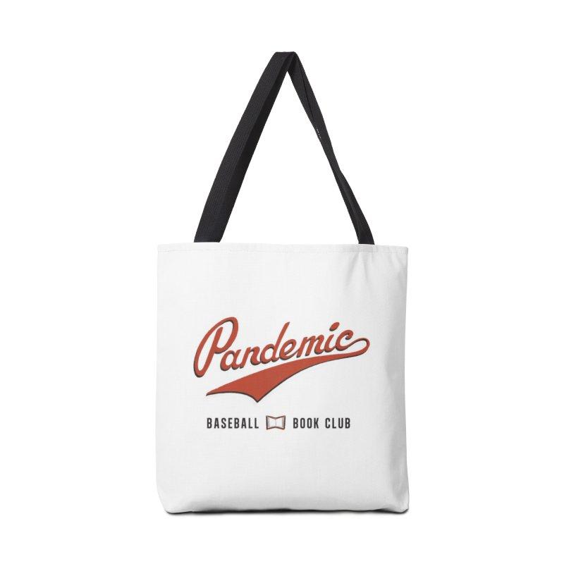 Pandemic BBC Script Accessories Bag by The Pandemic Baseball Book Club