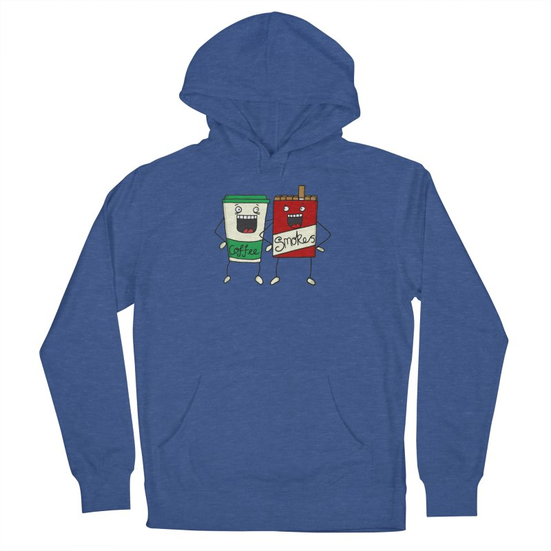 Addiction Friends Women's Pullover Hoody by panelomatic's Artist Shop