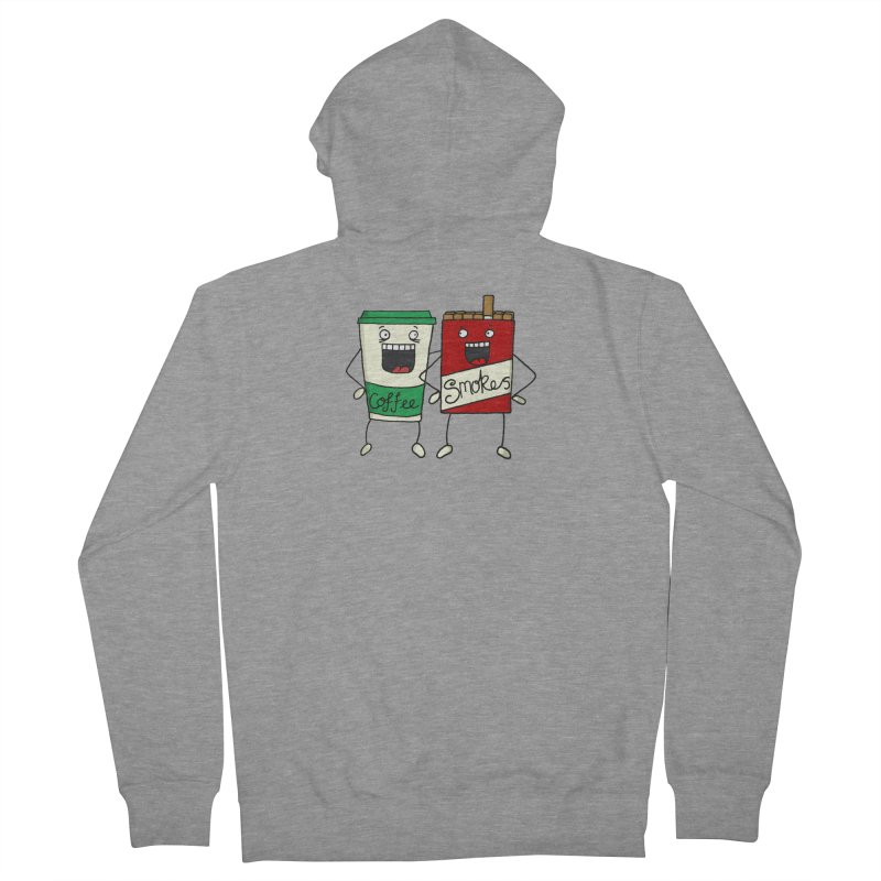 Addiction Friends Women's Zip-Up Hoody by panelomatic's Artist Shop