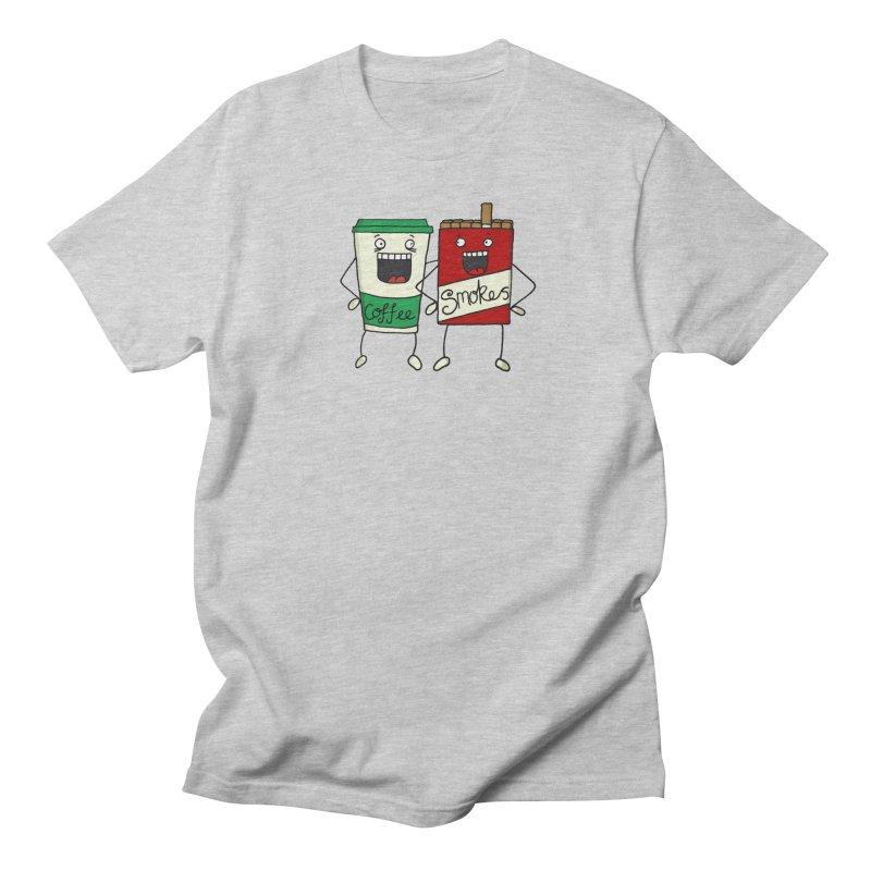 Addiction Friends Women's Unisex T-Shirt by panelomatic's Artist Shop