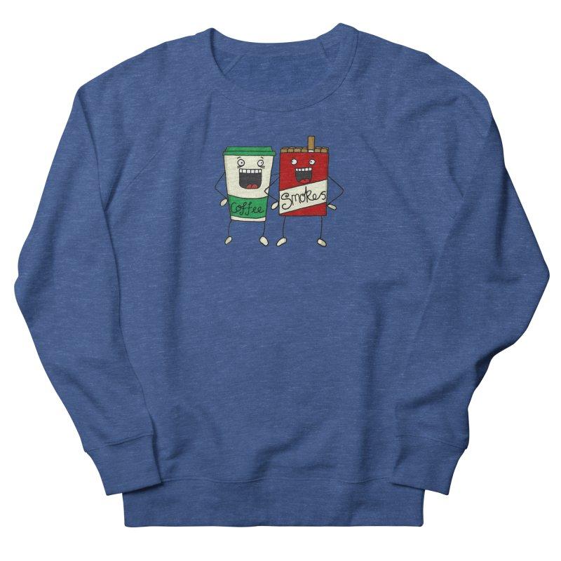 Addiction Friends Women's Sweatshirt by panelomatic's Artist Shop