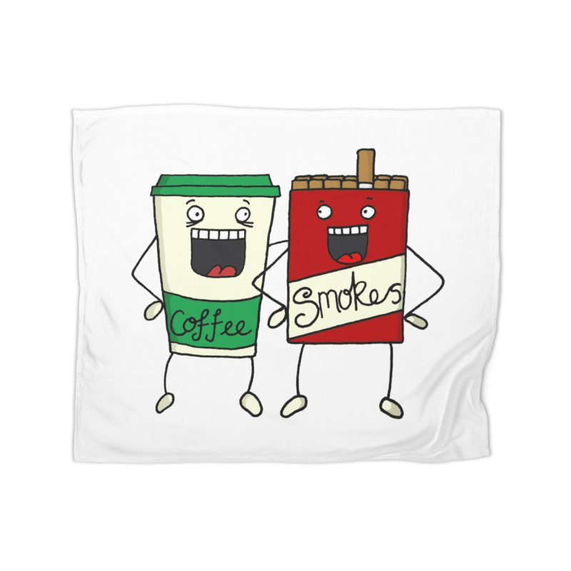 Addiction Friends Home Blanket by panelomatic's Artist Shop
