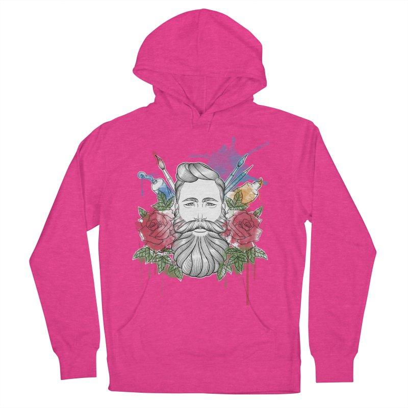 Artist Men's Pullover Hoody by Crazy Pangolin's Artist Shop