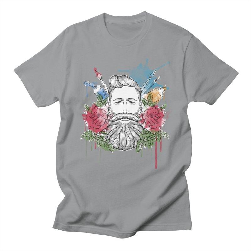 Artist Women's Unisex T-Shirt by Crazy Pangolin's Artist Shop