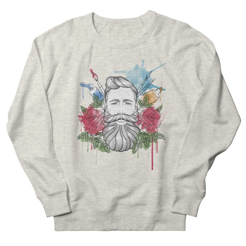 Artist Women's Sweatshirt by Crazy Pangolin's Artist Shop