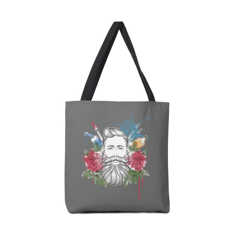 Artist Accessories Tote Bag Bag by Crazy Pangolin's Artist Shop