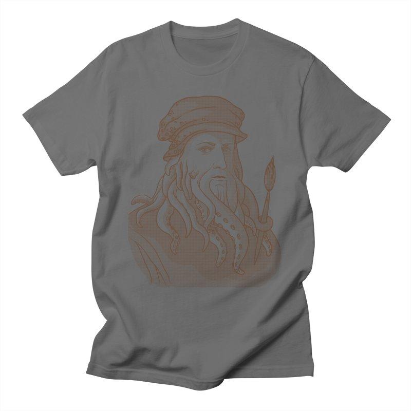 Leonardo da Vyjones Women's T-Shirt by Crazy Pangolin's Artist Shop