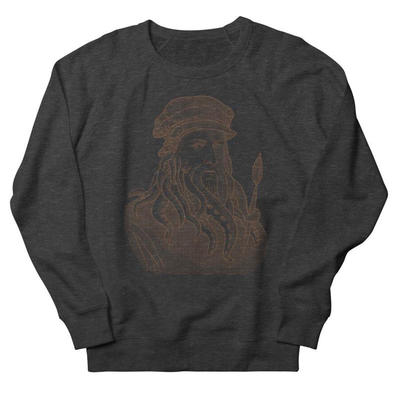 Leonardo da Vyjones Women's Sweatshirt by Crazy Pangolin's Artist Shop