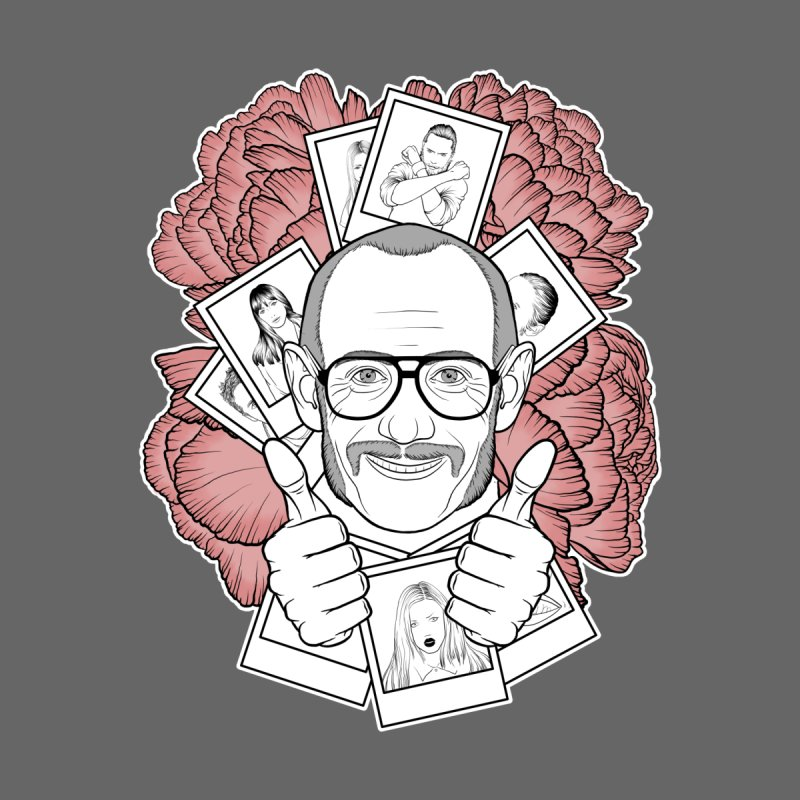 Terry Richardson by Crazy Pangolin's Artist Shop