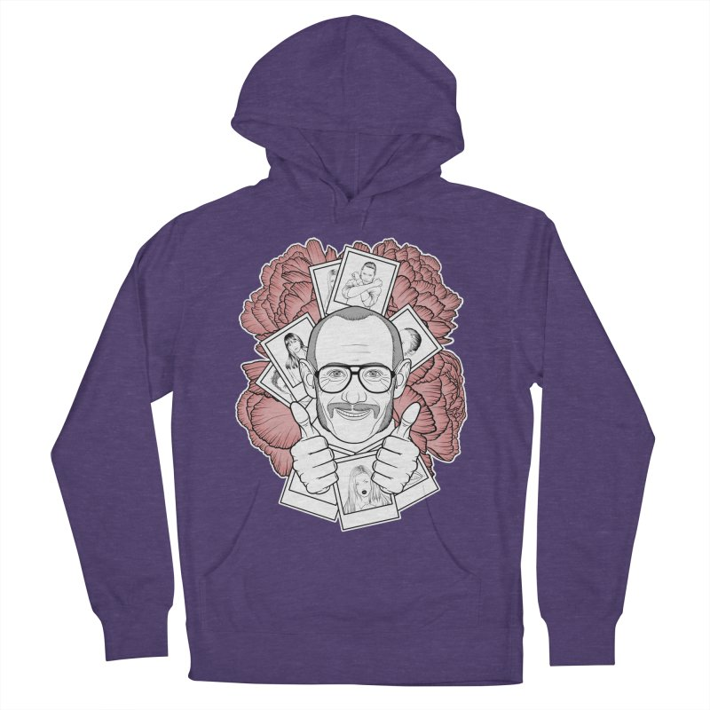 Terry Richardson Men's Pullover Hoody by Crazy Pangolin's Artist Shop