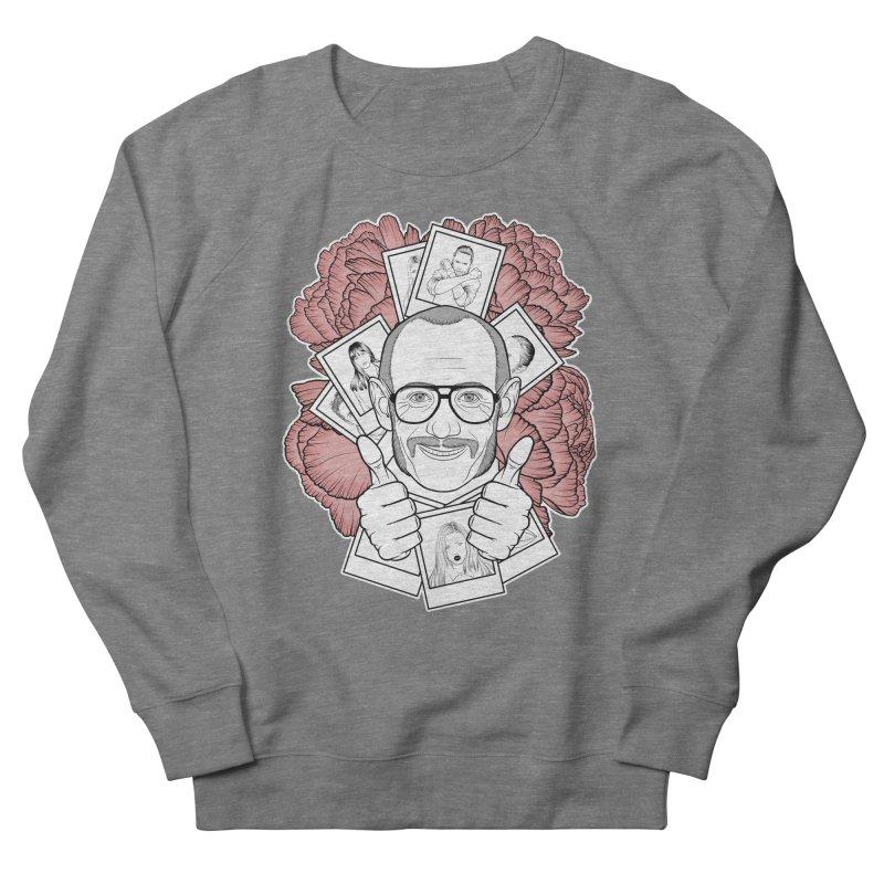 Terry Richardson Women's French Terry Sweatshirt by Crazy Pangolin's Artist Shop