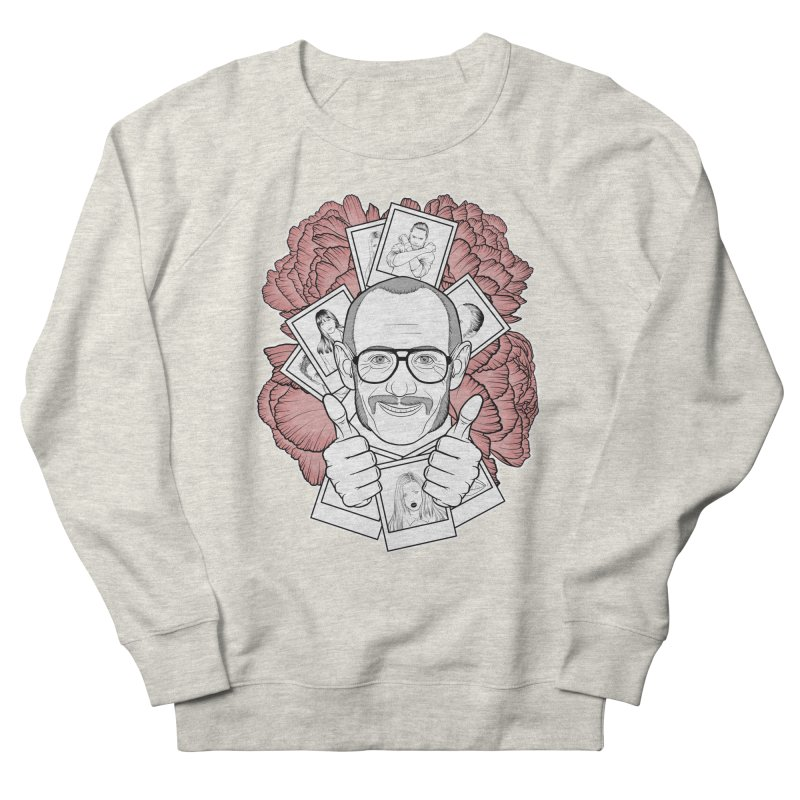 Terry Richardson Women's Sweatshirt by Crazy Pangolin's Artist Shop