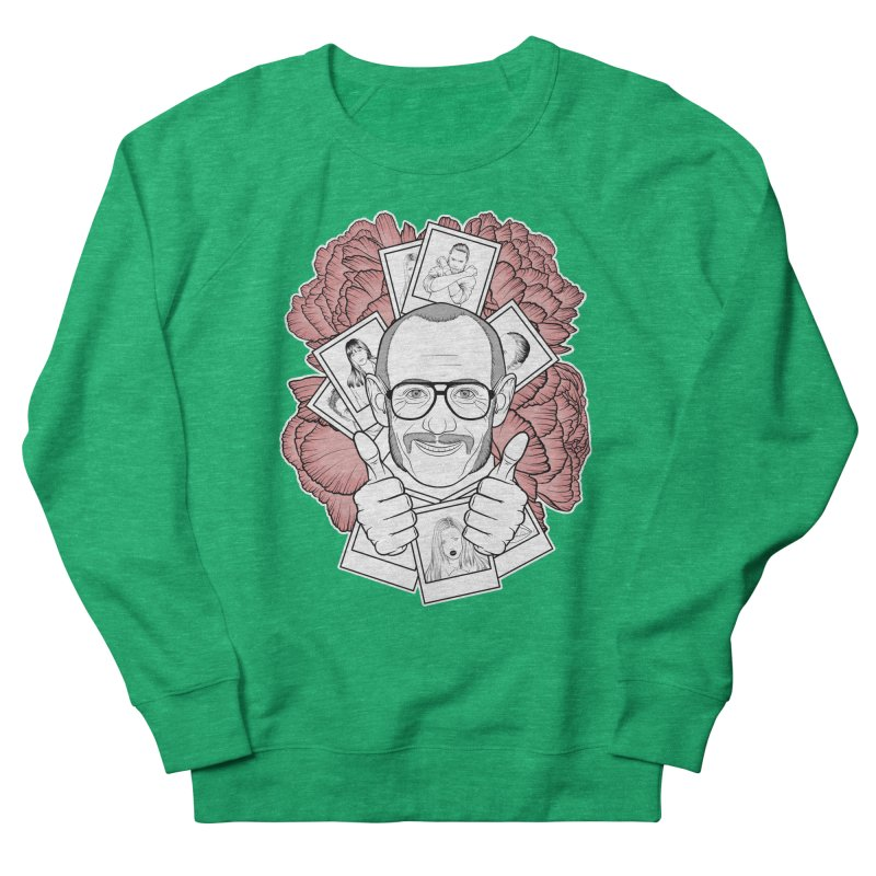 Terry Richardson Men's Sweatshirt by Crazy Pangolin's Artist Shop
