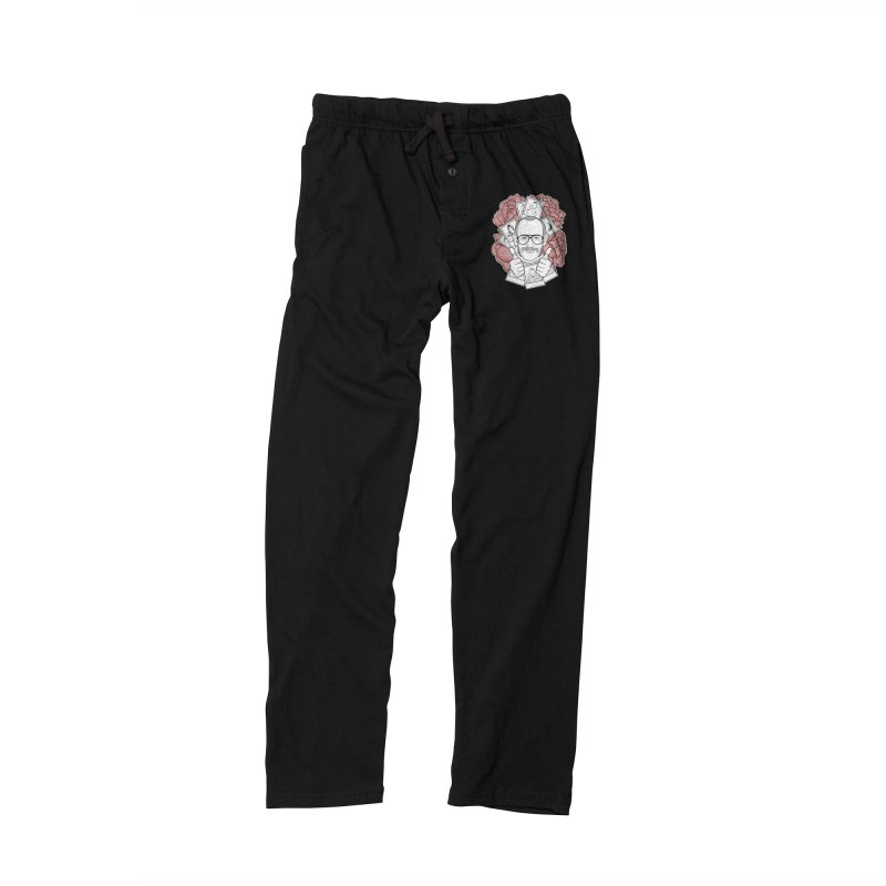 Terry Richardson Men's Lounge Pants by Crazy Pangolin's Artist Shop