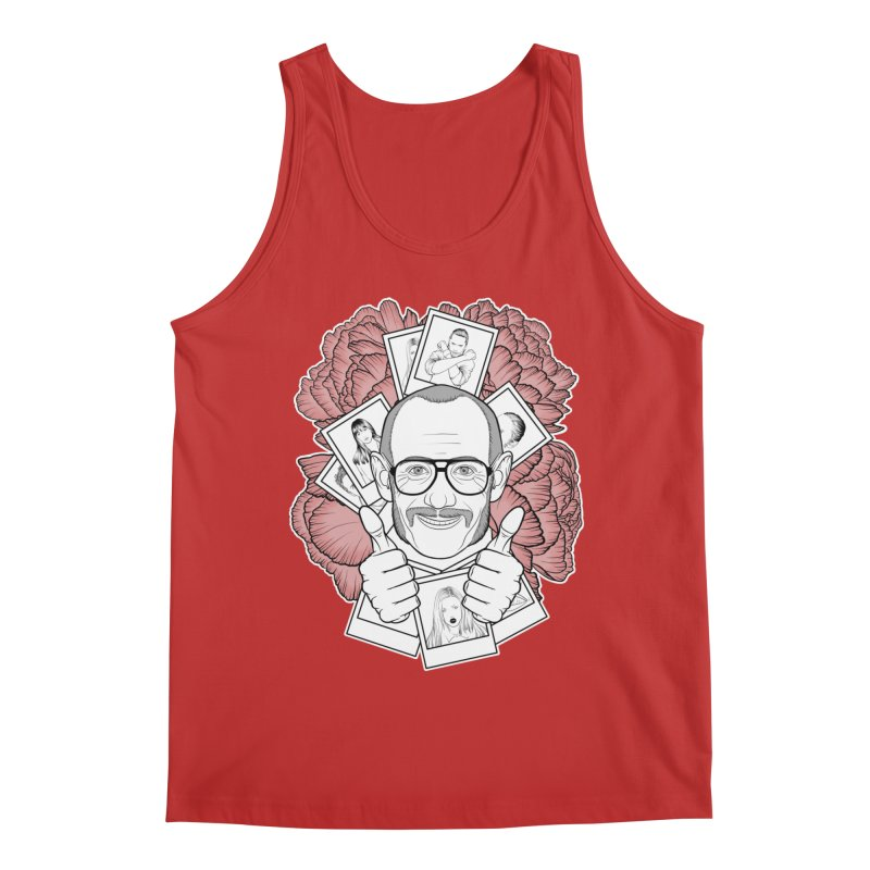 Terry Richardson Men's Regular Tank by Crazy Pangolin's Artist Shop