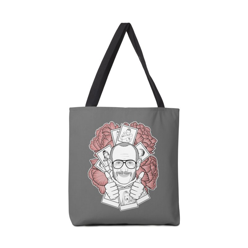Terry Richardson Accessories Tote Bag Bag by Crazy Pangolin's Artist Shop
