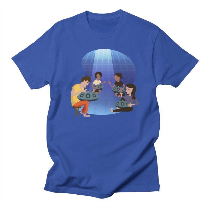 Halo Family Illustration Women's Regular Unisex T-Shirt by Pantheon Steel Fan-Art Store