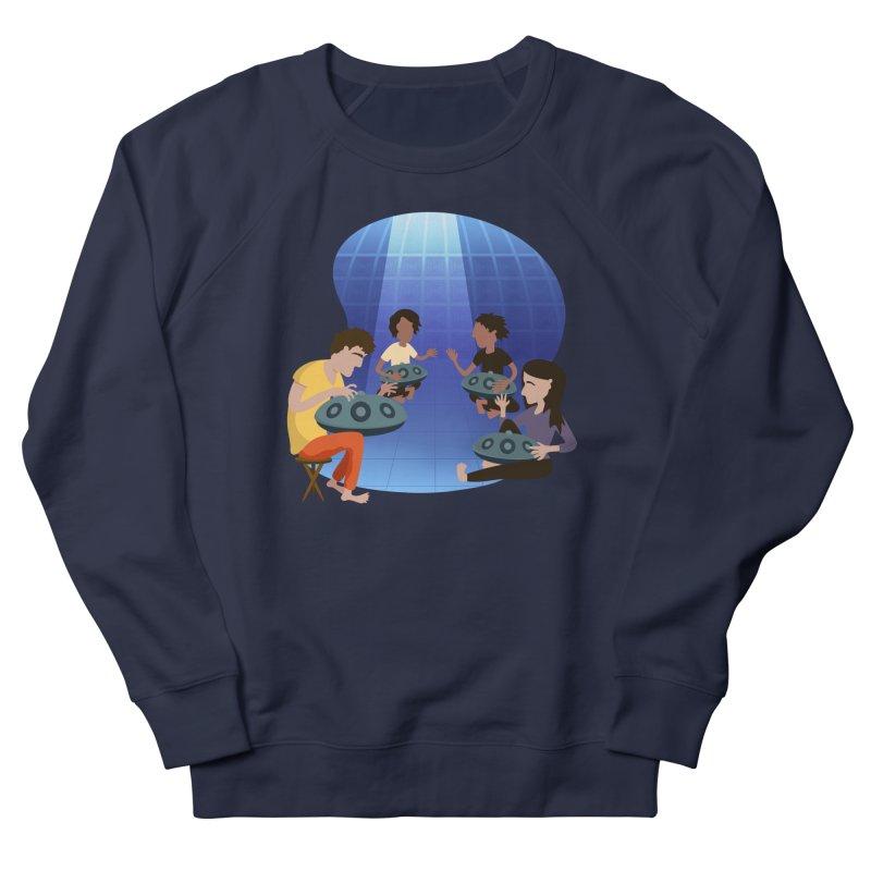 Halo Family Illustration Women's French Terry Sweatshirt by Pantheon Steel Fan-Art Store
