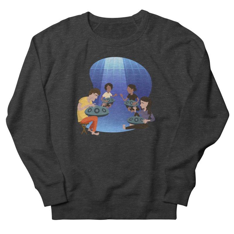 Halo Family Illustration Men's French Terry Sweatshirt by Pantheon Steel Fan-Art Store
