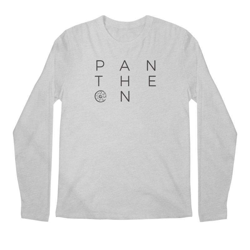 Letters by Shane Caroll Men's Regular Longsleeve T-Shirt by Pantheon Steel Fan-Art Store