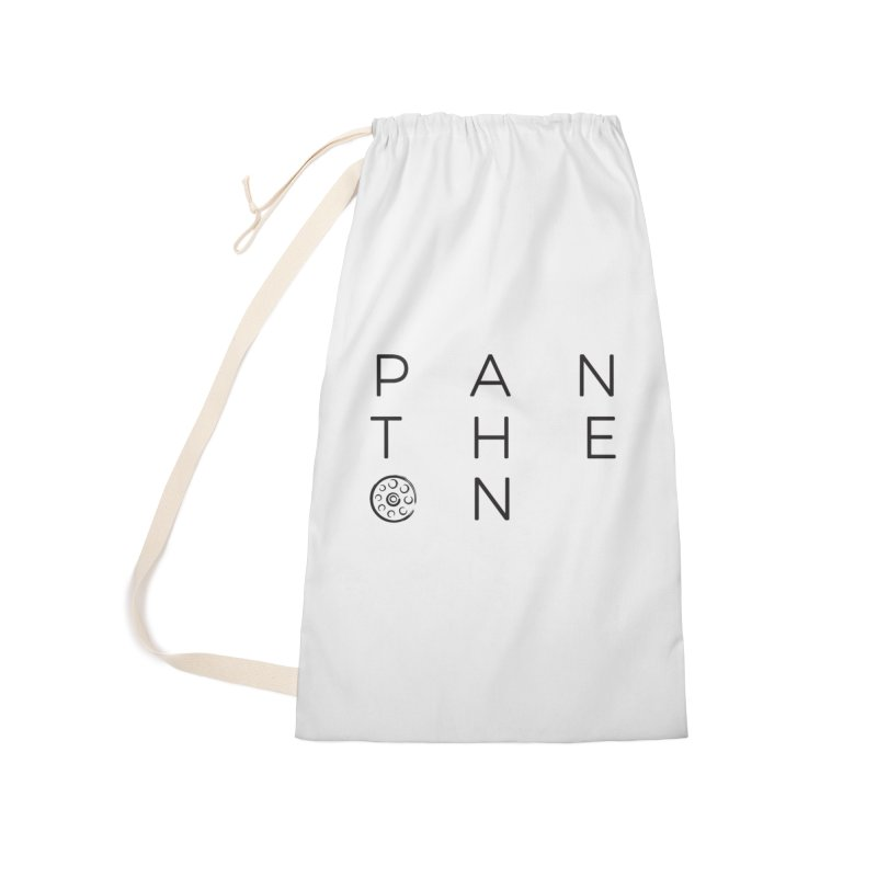 Letters by Shane Caroll Accessories Laundry Bag Bag by Pantheon Steel Fan-Art Store