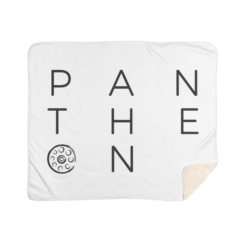 Letters by Shane Caroll Home Sherpa Blanket Blanket by Pantheon Steel Fan-Art Store