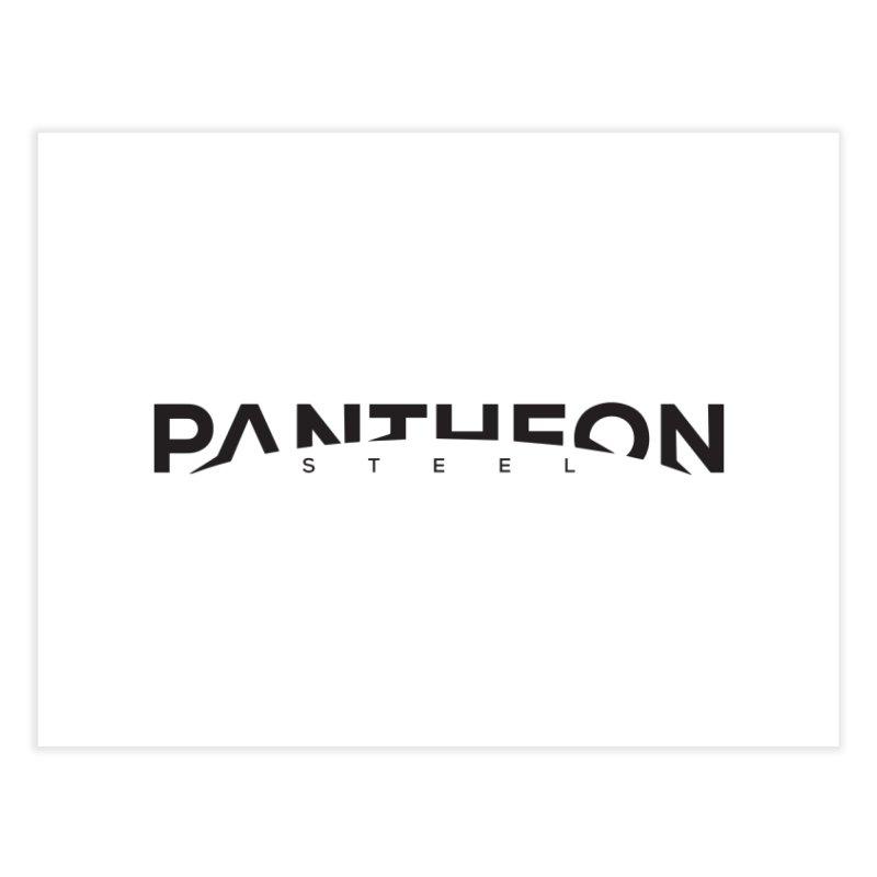 Halorizon by Shane Caroll Home Fine Art Print by Pantheon Steel Fan-Art Store