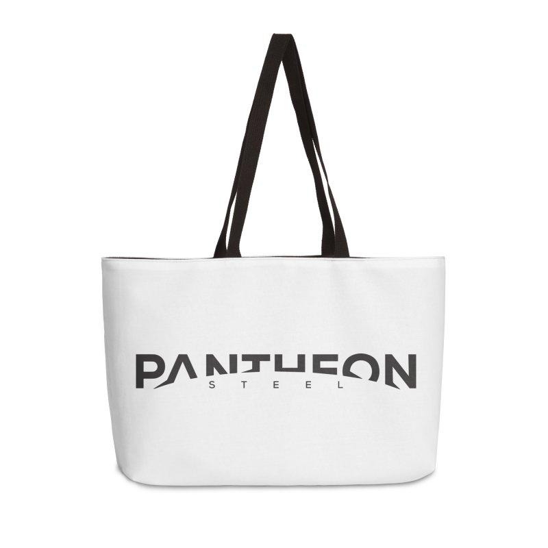 Halorizon by Shane Caroll Accessories Weekender Bag Bag by Pantheon Steel Fan-Art Store