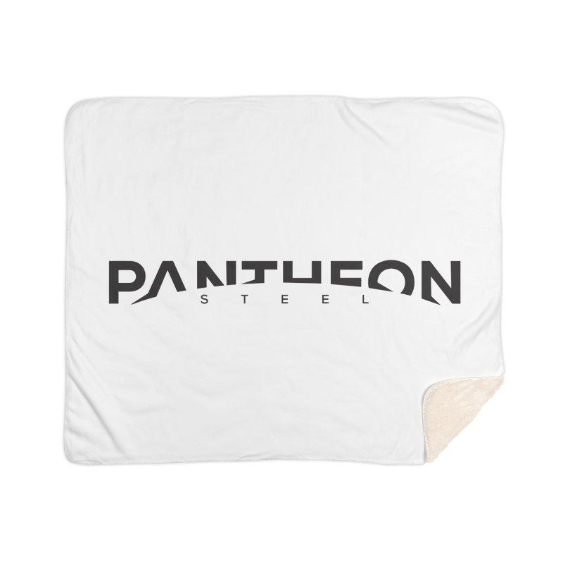 Halorizon by Shane Caroll Home Sherpa Blanket Blanket by Pantheon Steel Fan-Art Store