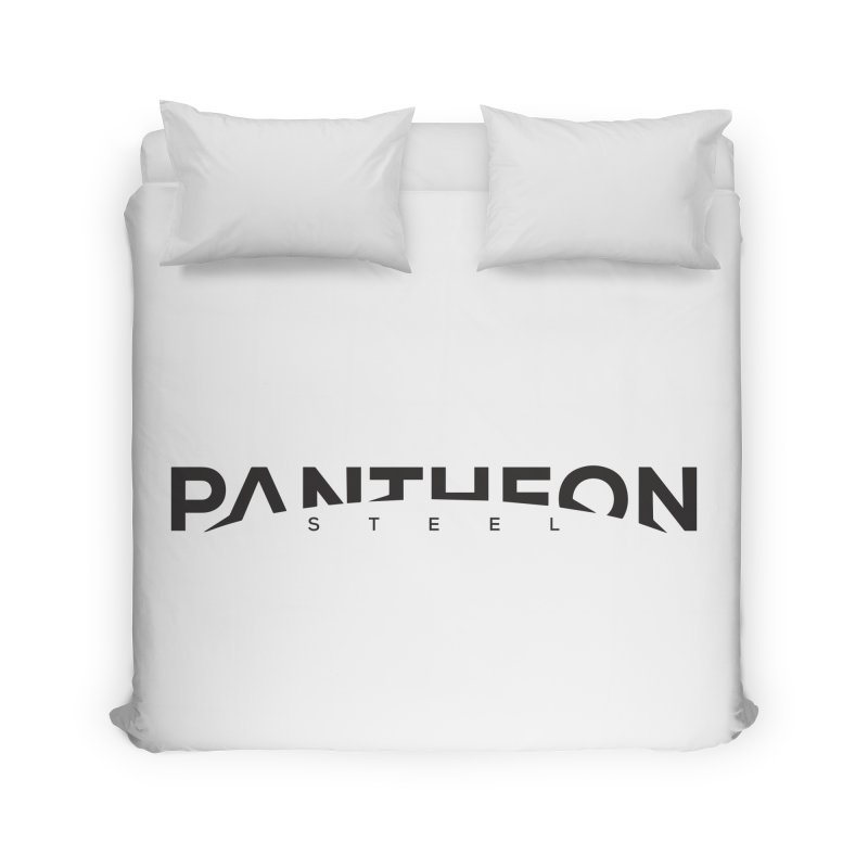Halorizon by Shane Caroll Home Duvet by Pantheon Steel Fan-Art Store