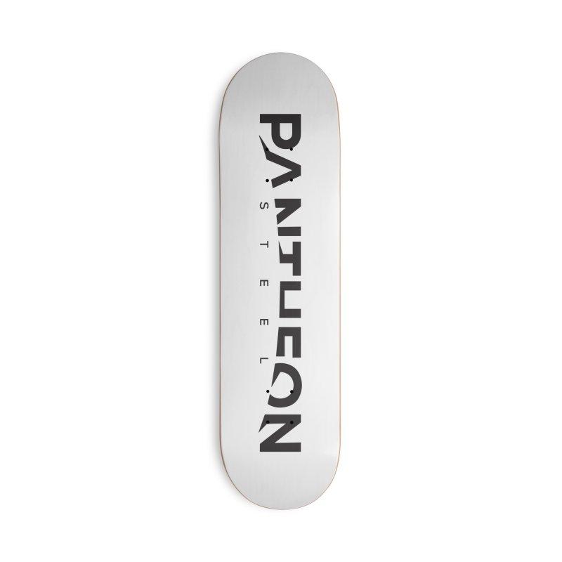 Halorizon by Shane Caroll Accessories Deck Only Skateboard by Pantheon Steel Fan-Art Store