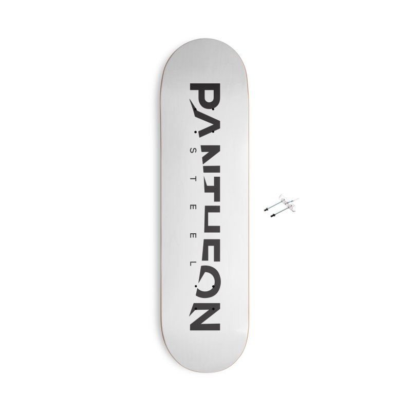 Halorizon by Shane Caroll Accessories Skateboard by Pantheon Steel Fan-Art Store